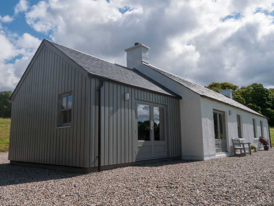D Carmichael & Sons building contractors based in Appin, Argyll